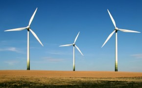 Windturbines